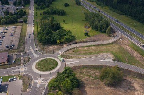 Kaunas turi dar vieną jungtį su A1 magistrale