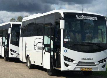 Lietuvos vežėjams – dar du nauji autobusai