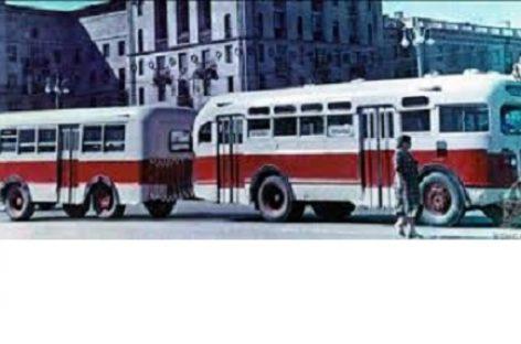 Autobusai su priekabomis – iš Kazachstano
