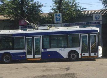 Kirgizijos sostinėje – 37 nauji troleibusai