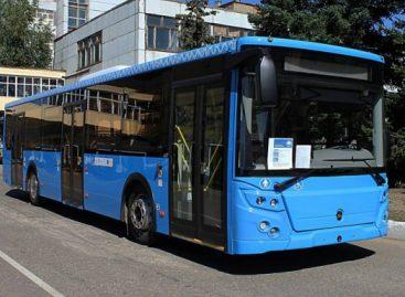 Maskva atsisako dyzelinių autobusų