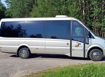 Nauji autobusai – ir šiaurės vakarų Lietuvos keleiviams