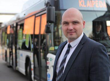 Klaipėdos autobusų parkas siūlo naujas paslaugas