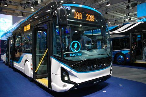 Autobusų baterijoms – naujas gyvenimas