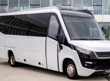 Hanoverio IAA – pirmasis Lietuvoje sukurtas turistinis autobusas