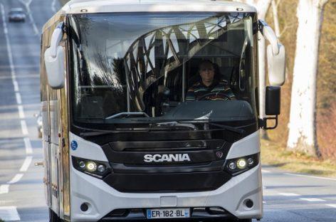 Autobusas, varomas… vynu