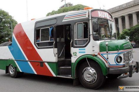 """""""Bruck"""" – mažai žinomas autobuso ir sunkvežimio hibridas"""