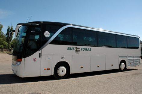 Nebevažinės autobusai iš Šiaulių į Palangą