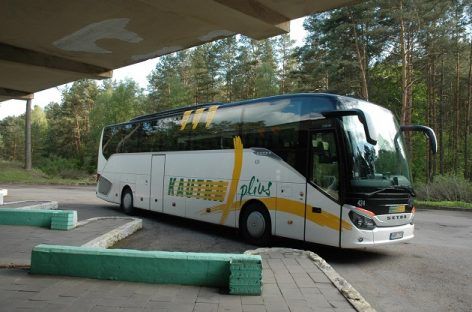 """Bendrovė """"Kautra""""  įgyvendina viešojo transporto pasiekiamumą gerinantį projektą"""