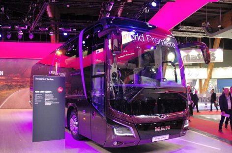 """Bendrovė """"Busturas"""" perka naujus turistinius autobusus"""
