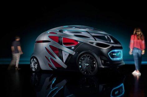 """Ateities transportas: """"Mercedes-Benz"""" pristatė savivaldį """"Vision Urbanetic"""" (video)"""