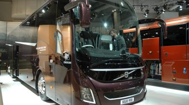 """Volvo Buses"" naujienos Hanoverio IAA"
