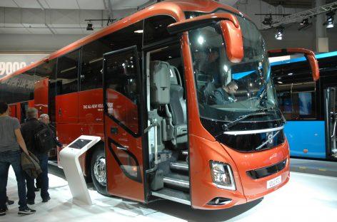 """Norvegijos kompanija įsigijo 303 dyzelinius """"Volvo"""" autobusus"""