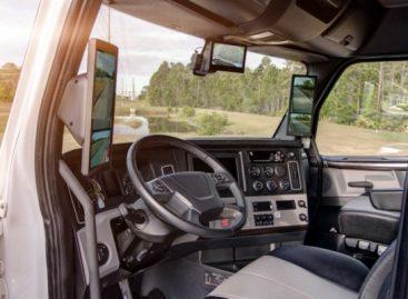 Autobusams nebebus reikalingi veidrodžiai?