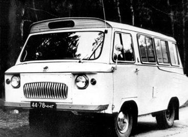"""Mikroautobusas """"Desna-2"""" – iš Černigovo"""