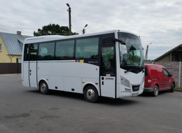 Savivaldybės taryba pritarė Jurbarko autobusų stoties statyboms