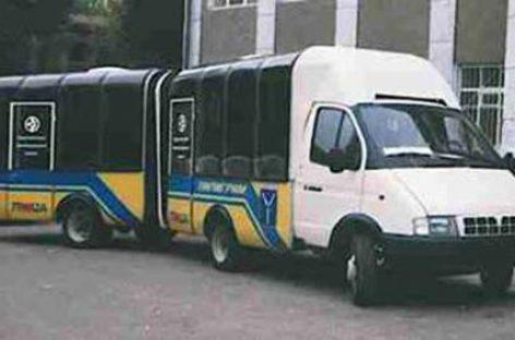 Keisti autobusai