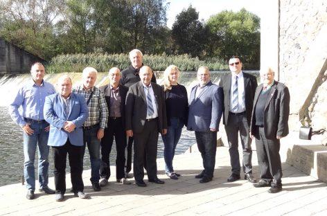 Tauragėje vyko Lietuvos transporto darbuotojų profesinių sąjungų Forumo susirinkimas