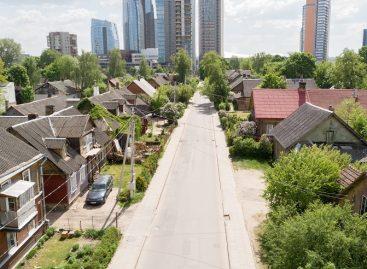 Vilniuje atgimsta Šnipiškės: bus rekonstruojama Giedraičių gatvė