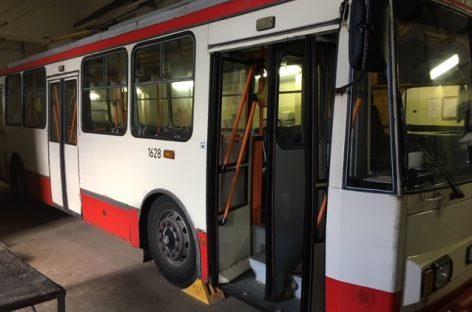 Nuo spalio 15 d. Vilniuje keičiami 13 ir 18 troleibusų maršrutų tvarkaraščiai