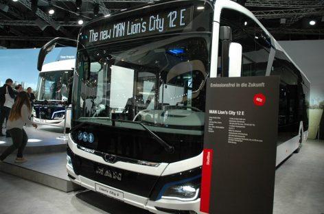 MAN stato Lenkijoje gamyklą elektriniams autobusams
