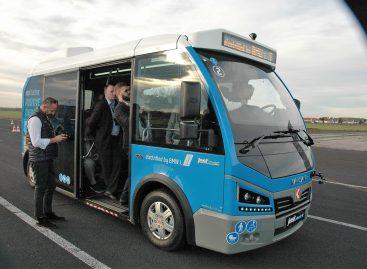 Vilniuje perkami elektriniai autobusai