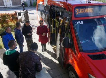 Kauno viešojo transporto vairuotojai tiesia draugišką pagalbos ranką neįgaliems keleiviams