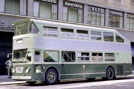 """Dviaukščiai """"Fiat"""" autobusai – Italijos sostinei"""