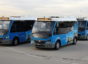 """Keleivių vežėjai Miunchene išbandė """"Karsan"""" su BMW i elektriniu varikliu"""