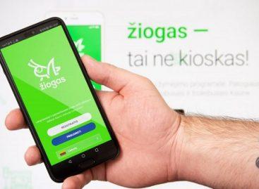 Kaunas pristatė programėlę atsiskaitymams už keliones viešuoju transportu