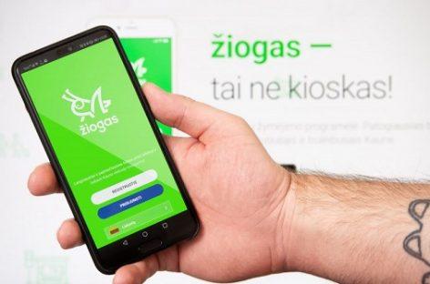 """Pirmasis """"Žiogo"""" mėnuo Kaune: vartotojų skaičius auga kasdien"""
