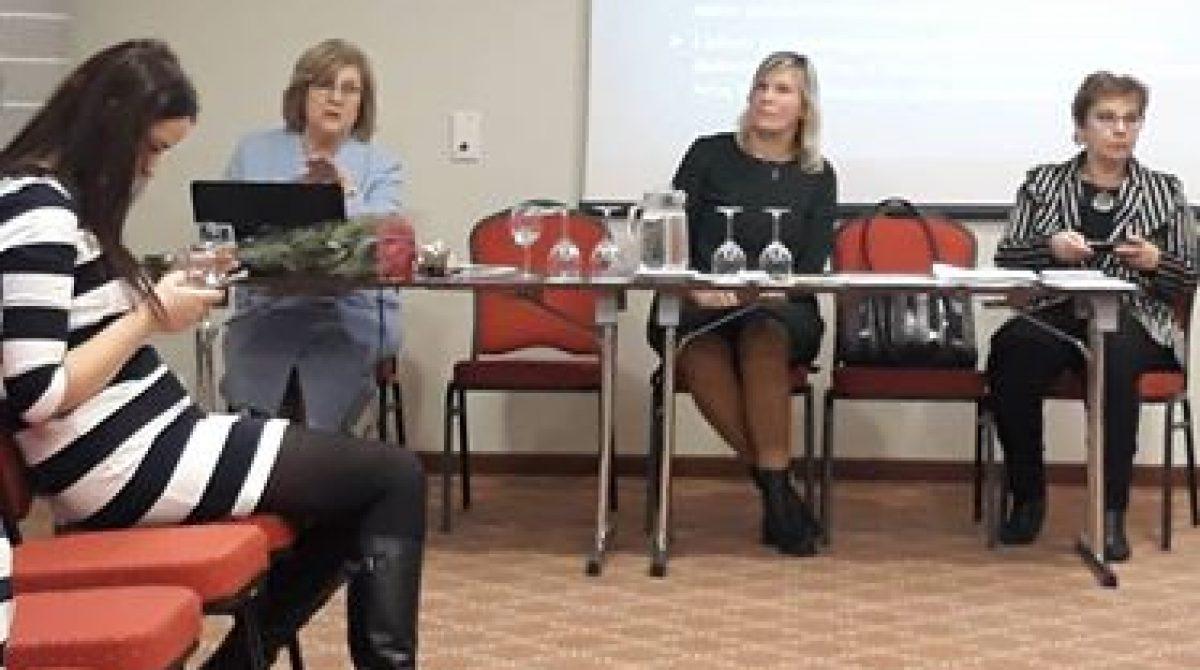 Įvyko Lietuvos profesinių sąjungų konfederacijos Moterų centro konferencija