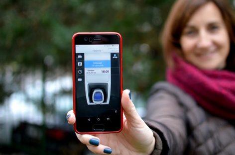 Klaipėdoje startuoja mobilioji mokėjimo už automobilio stovėjimą programėlė m.Parking