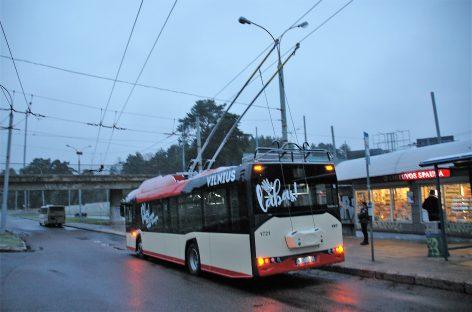 Kiek ir kokių autobusų bei troleibusų Lietuvos miestai įsigis už ES lėšas?