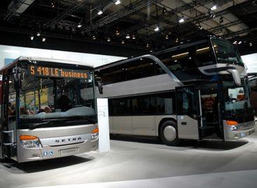 """""""Setra"""" pristatys 62 priemiestinius autobusus Vokietijos regionams"""