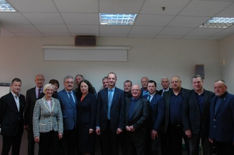 Įsteigta Lietuvos keleivių vežimo asociacija