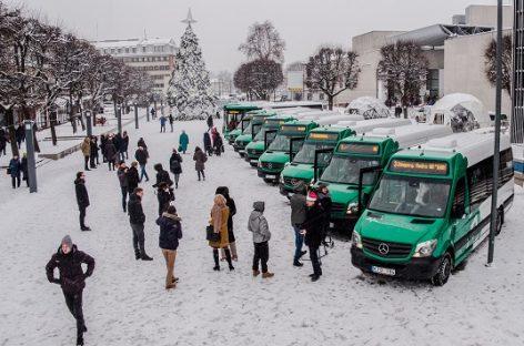 Alytaus savivaldybės pergalė teisme dėl viešojo transporto konkurso