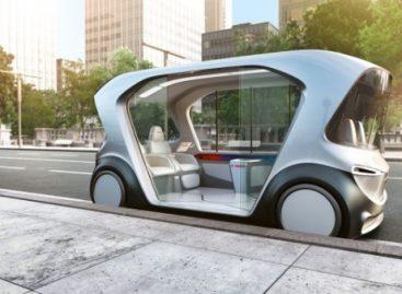 """Koncepcinį autobusą pristatys """"Bosch"""""""