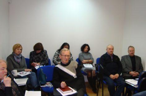 Lietuvos kelių ir autotransporto darbuotojų profsąjungų Federacijos valdybos posėdyje – apie mokesčių reformą ir kitus svarbius dalykus