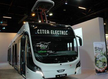 5 proc. 2018-aisiais Europoje įregistruotų autobusų – elektriniai