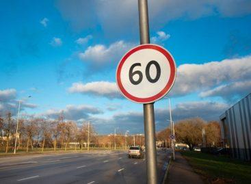 Kaunas vienoje pagrindinių gatvių didina leistiną greitį