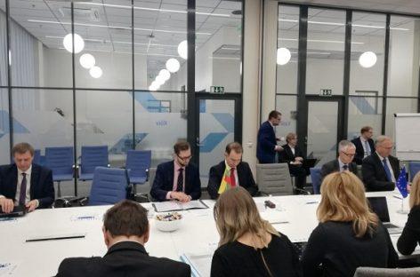 Svarbiausias problemas svarstė Baltijos transporto ministrai