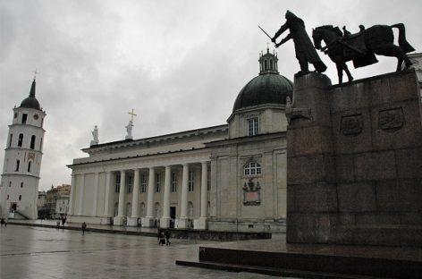 """Norvegai Vilniuje filmuoja serialą """"Okupuota""""– bus laikinų eismo ribojimų"""