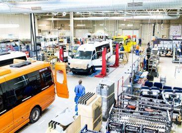 """""""Volkswagen"""" pasirinko """"ALTAS AUTO"""" strateginiu partneriu mažųjų autobusų gamybai"""