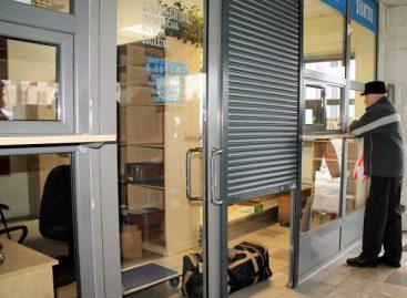 Utenos autobusų stotyje – siuntų skyriaus įkurtuvės