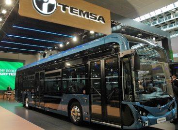 """""""Kauno autobusai"""" renkasi išperkamąją naujų autobusų nuomą"""