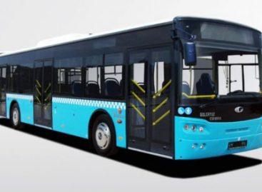 Ukrainoje – nauji turkiški autobusai
