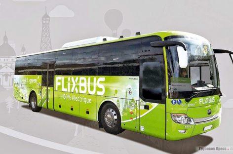 Vokietijos tarpmiesčio maršrutuose – pirmasis elektrinis autobusas