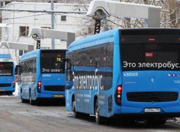 Avantiūra už milijardus: elektriniai autobusai į Maskvą taip ir neatvažiavo