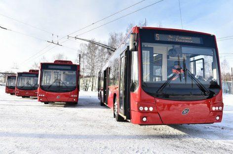 Jaroslavlyje – troleibusai su autonomine eiga